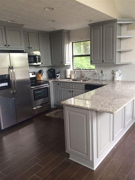 Kitchen Design Remodel by Grey Kitchen Remodel Lake Living In 2019 Kitchen