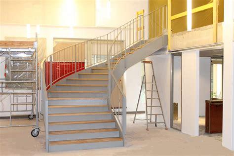 Calcul D'un Escalier Balancé Largeur 160m Ehi