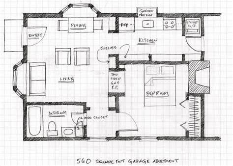 apartments garages floor plan small scale homes floor plans for garage to apartment