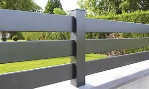 cloture en aluminium de la collection classique signee With creer maison 3d gratuit 3 portail aluminium classique portail alu gamme zenox