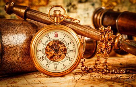 time original pocket time clock bokeh wallpaper 5760x3685