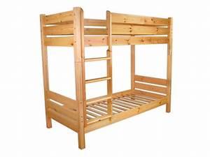 Lit Mezzanine Double : lits superpos s mezzanine de lit lit double lit type ~ Premium-room.com Idées de Décoration