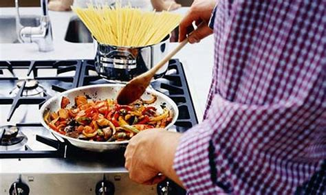 a meal to cook for dinner nibbles men make dinner day life and style the guardian