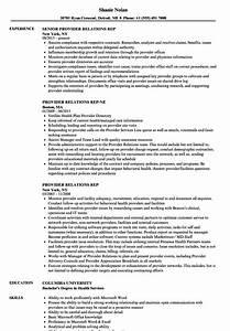 Customer Service Manager Sample Resume Provider Relations Rep Resume Samples Velvet Jobs