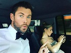 Chris Hemsworth from Golden Globes 2017: Instagrams ...