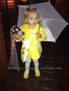 Cutest Little Morton Salt Girl Halloween Toddler Costume ...