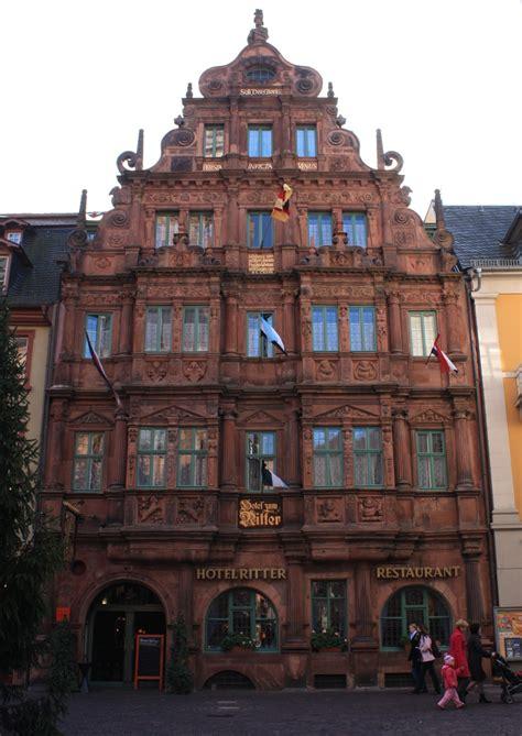 Haus Und Grund Heidelberg Haus Zum Ritter Sankt Georg Heidelberg