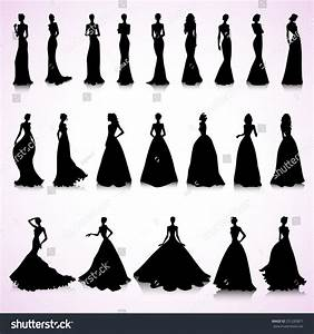dress silhouettes wedding dress silhouette clip art With wedding dress silhouettes