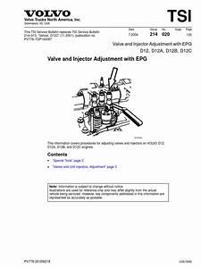 32 Volvo D12 Engine Parts Diagram