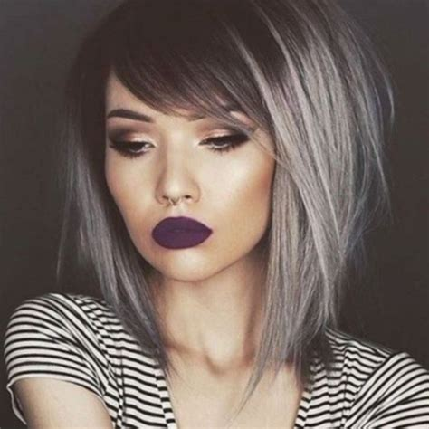 Frisuren Kurz Damen Grau Neue Frisuren