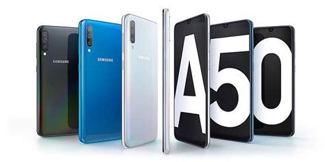 samsung galaxy a50 2019 harga terbaru dan spesifikasi samsungponsel