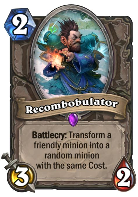 Top Tier Decks Hearthstone by Recombobulator Hearthstone Card