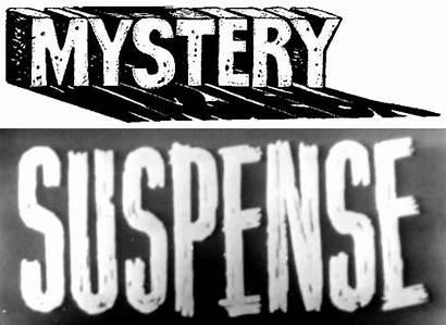 Suspense Mystery Thrillers Thriller Genre Literature Books