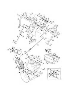 MTD Snow Thrower Parts