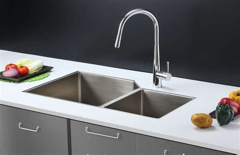 Stainless Steel Kitchen Sinks Quick Guide • The Kitchen