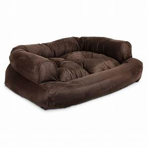 total fab luxury designer dog beds for small and large dogs With dog sofa bed