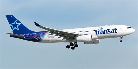 air transat airline code web site phone reviews and opinions