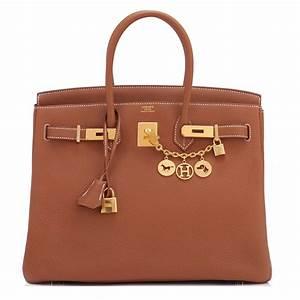 Hermes Birkin Bag 35cm Gold Togo Gold Hardware | World's Best  Hermes
