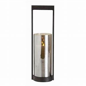 egan natural iron small hurricane candle arteriors home With kitchen cabinets lowes with small hurricane candle holders