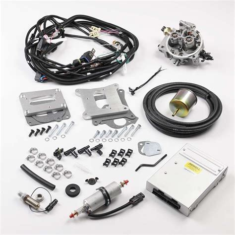 Ford Cid Tbi Conversion Kit Howell Efi