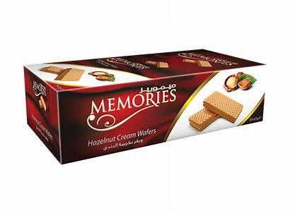 Wafer Memories Hazelnut