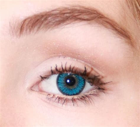 buy colored contacts buy neo sunflower blue colored contacts eyecandys