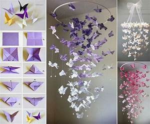 Wall art diy butterfly pictures