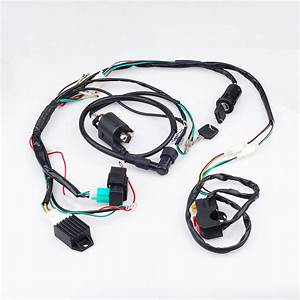 Mymotor Complete Electrics Cdi Coil Wiring Loom Harness