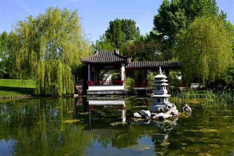 Marzahn, Gärten Der Welt, Chinesischer Garten Foto & Bild