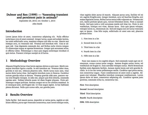 elsevier final templates elsevier journal latex template printable latex template
