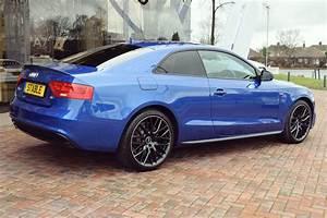 Audi A5 Coupé : 2016 audi a5 coupe black edition plus in sepang blue audi pinterest audi a5 coupe a5 ~ Medecine-chirurgie-esthetiques.com Avis de Voitures