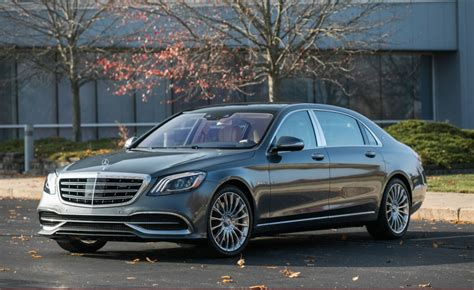 First Ever Mercedes Maybach S560 In Nepal