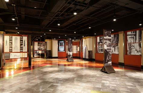 empire flooring history quot dare to dream quot exhibit empire state building