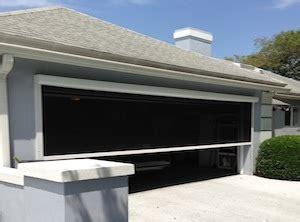 retractable garage door screen retractable garage door screen 407 404 0140garage