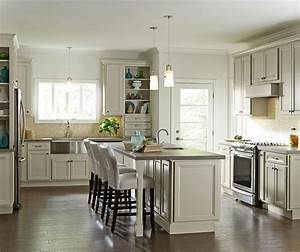 lautner recessed panel cabinet doors homecrest With kitchen colors with white cabinets with sand dollar wall art