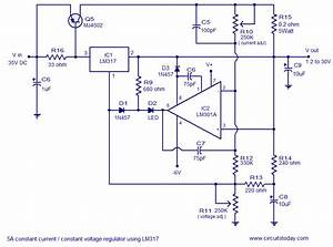 5a Constant Current Constant Voltage Regualtor In 2019