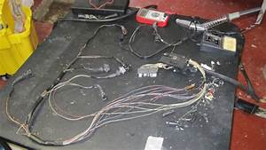 Engine Wiring Harness Rebuild Service For Mercedes