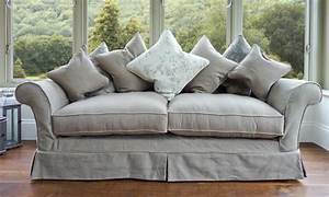 sofa loose covers fulbeck loose cover 3 seater sofa With furniture loose covers upholstery