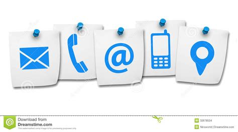 16 contact web icons images contact icons vector