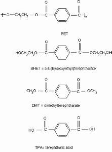Structural Comparison Between Compounds Resulting From Pet