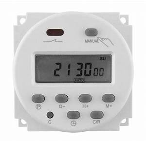 Best Digital Lcd Power Programmable Timer Time Switch