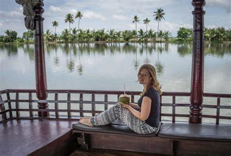 Die Backwaters In Kerala  Mein Highlight In Südindien