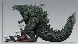 Godzilla 2017 is rather large   Godzilla   Pinterest ...