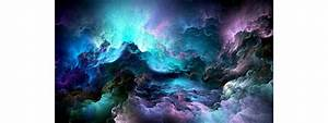 Abstract Colorful Clouds wallpapers