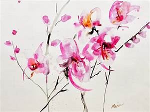 Karin Johannesson Contemporary Watercolour: Portfolio