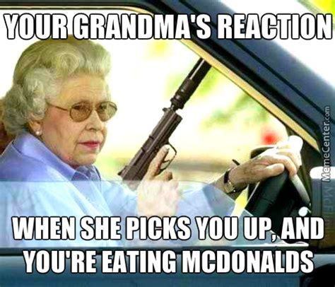 Grandmother Meme - 12 funny grandma memes which are hilarious viral slacker