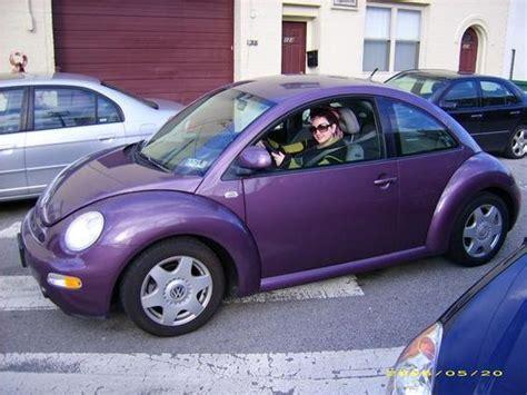 volkswagen beetle  purple google search cars