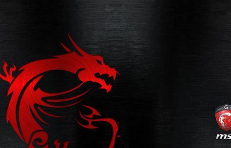 Download 1400x900 Msi Gaming Series, Dragon Logo