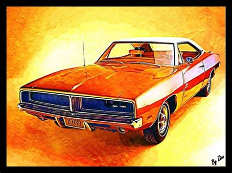 car, Vintage, Old Car, Muscle Cars, Dodge Charger Wallpapers HD / Desktop and Mobile Backgrounds