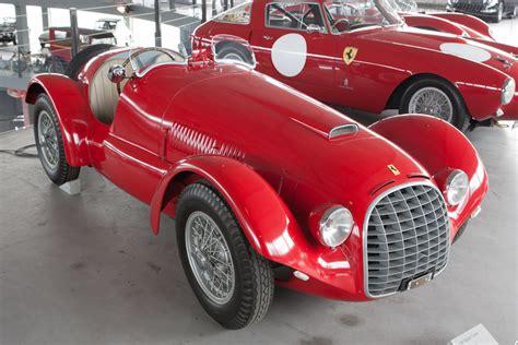 Ferrari 166 SC